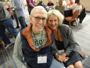 Dr Joffe Ellis With Dr Jon Carlson - Distinguished Professor of Adlerian Psychology at Adler University​ and renowned author, editor and producer of training videos in counseling and psychology