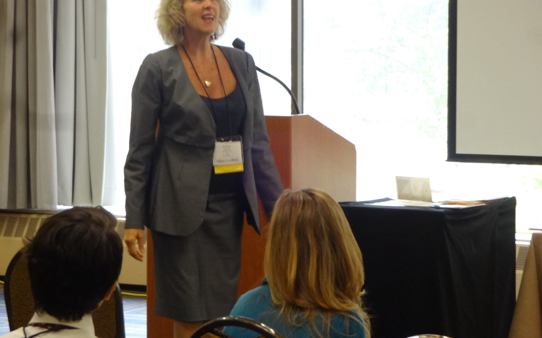 "Dr Joffe Ellis Presents To Adlerian Annual Conference in Minneapolis: ""Born To Connect"" May 2016"