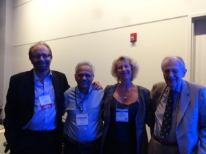 Drs Frank Farley, Stanley Krippner,Krishna Kumar and I presented a Symposium titled- Compassion, Acceptance, Caregiving: The Good, The Bad, The Exhausting and the Controversial !