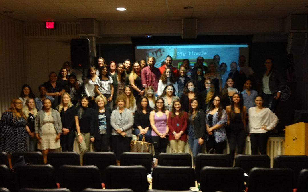 Dr Joffe Ellis Presents at Lynn University