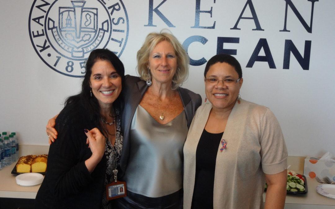 Dr Joffe Ellis Presents At Kean University, Ocean Campus, New Jersey