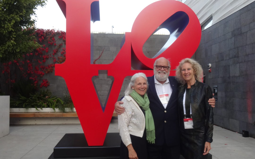 Photos from this APA conference in San Francisco with Dr Joffe Ellis
