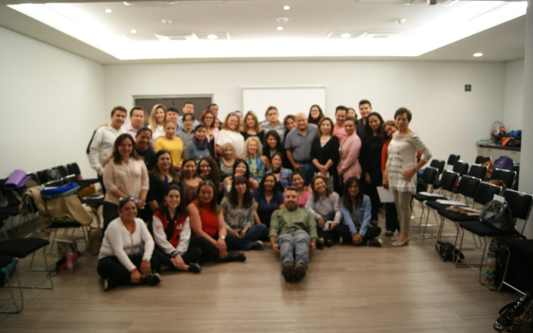 Dr Joffe Ellis Teaches REBT Certificate Course in Mexico