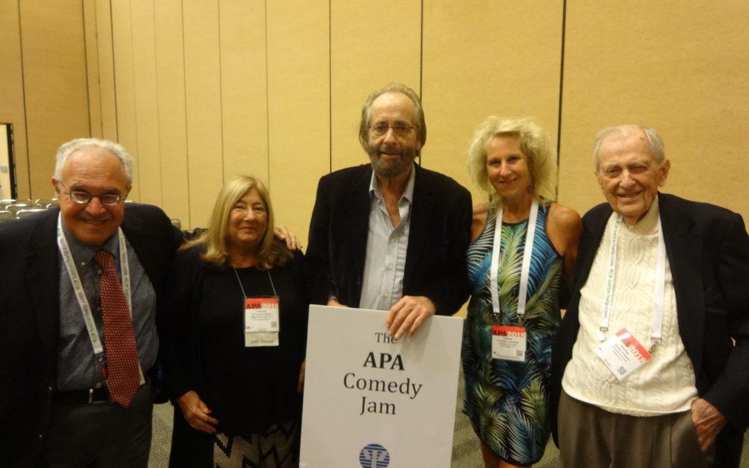San Francisco APA convention